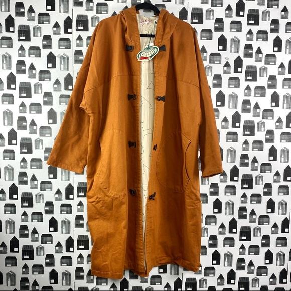 Levi's NWT 1940's Parka Jacket Trench Coat